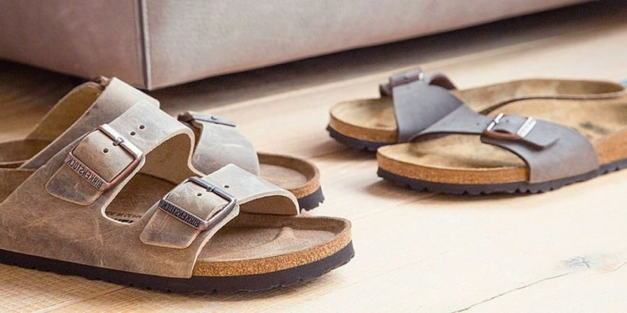 Birkenstock's sandals: 8 steps to healthy comfortable feet